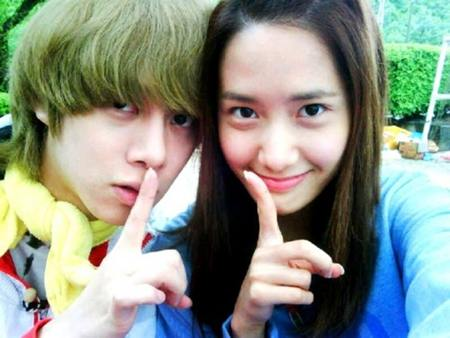 heechul yoona dating kim