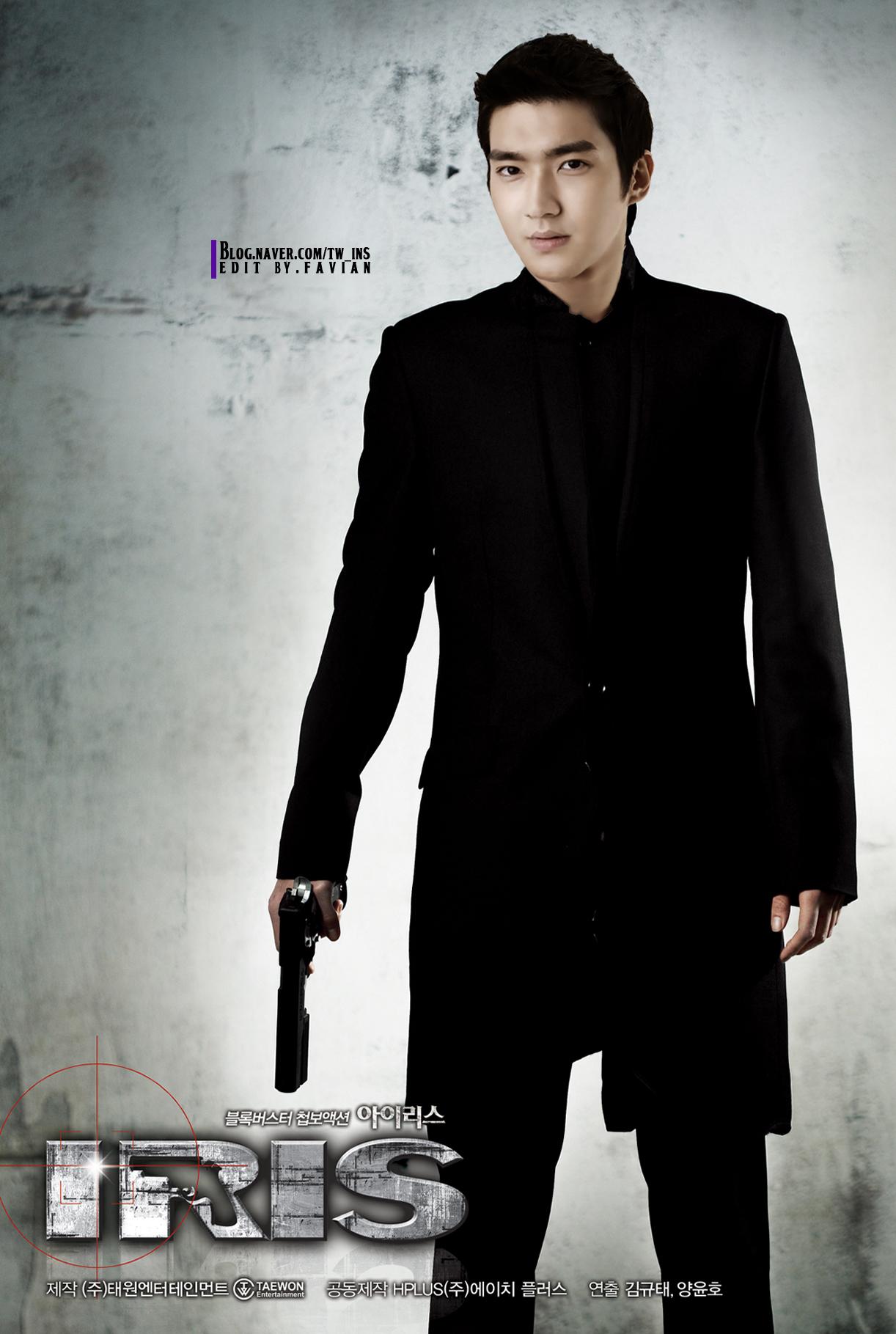 HD]Super Show 31000x804px amp; Siwon IRIS poster  ELF ♥ SJ